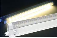 LED UNTERBAULEUCHTE 40CM WARMWEISS 3,5 W / 260 LUMEN 230V, ANREIHBAR