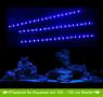 AQUARIUM MONDLICHT, LED LICHTLEISTE 3 x 30 CM FLEXI-SLIM BLAU KOMPLETTSET
