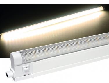 LED UNTERBAULEUCHTE 60CM WARMWEISS 7,5 W / 540 LUMEN 230V, ANREIHBAR