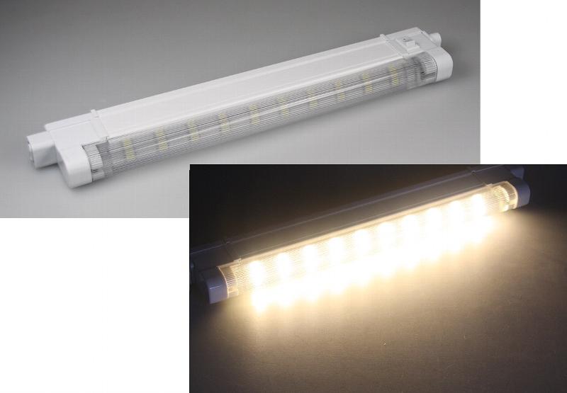 creative lights der onlineshop f r licht und design led unterbauleuchte 27cm warmweiss 2 w. Black Bedroom Furniture Sets. Home Design Ideas