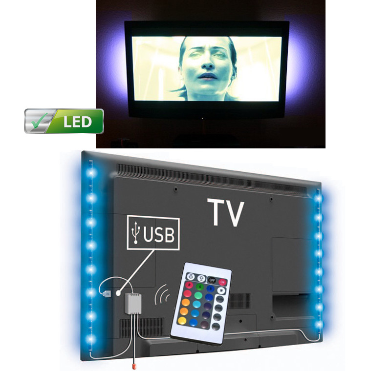 creative lights der onlineshop f r licht und design tv hintergrundbeleuchtung led. Black Bedroom Furniture Sets. Home Design Ideas