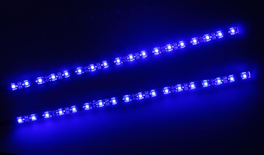 creative lights der onlineshop f r licht und design aquarium mondlicht led lichtleiste 2 x. Black Bedroom Furniture Sets. Home Design Ideas