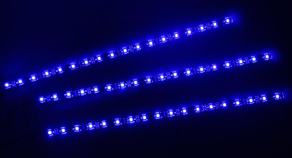 creative lights der onlineshop f r licht und design aquarium mondlicht led lichtleiste 3 x. Black Bedroom Furniture Sets. Home Design Ideas